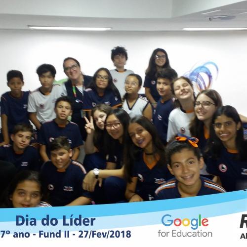 Dia do Líder (2 de 3)
