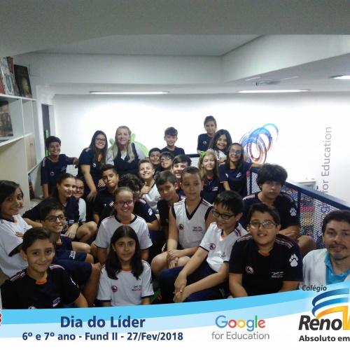 Dia do Líder (2 de 7)