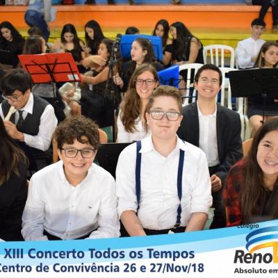 XIII Concerto de Todos os Tempos (260 de 250)