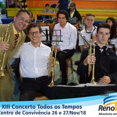 XIII Concerto de Todos os Tempos (265 de 250)