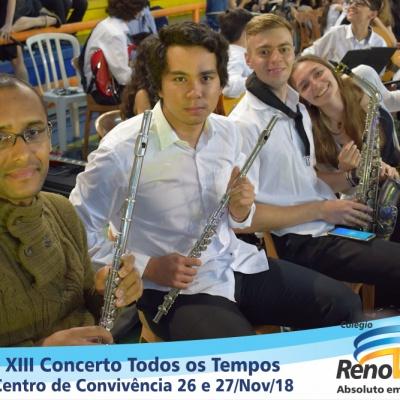 XIII Concerto de Todos os Tempos (269 de 250)