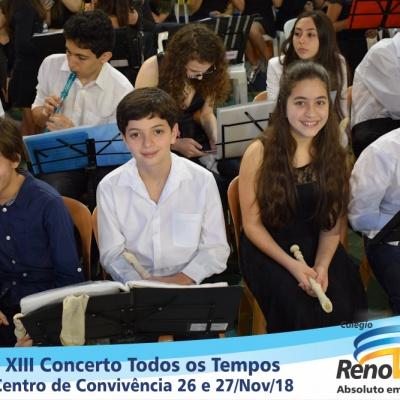 XIII Concerto de Todos os Tempos (270 de 250)