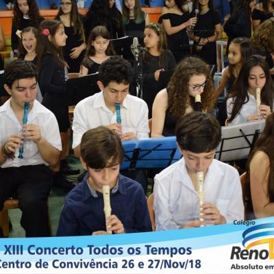 XIII Concerto de Todos os Tempos (271 de 250)
