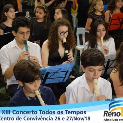 XIII Concerto de Todos os Tempos (279 de 250)