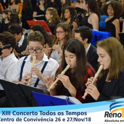 XIII Concerto de Todos os Tempos (280 de 250)