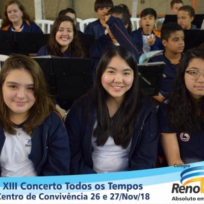 XIII Concerto de Todos os Tempos (313 de 250)