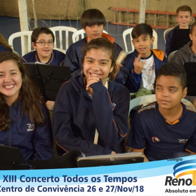 XIII Concerto de Todos os Tempos (314 de 250)