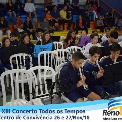 XIII Concerto de Todos os Tempos (322 de 250)