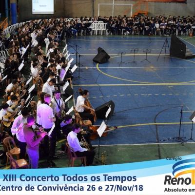 XIII Concerto de Todos os Tempos (329 de 250)
