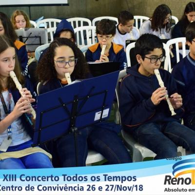 XIII Concerto de Todos os Tempos (345 de 250)