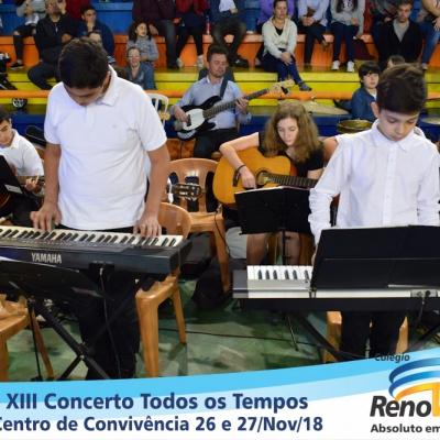 XIII Concerto de Todos os Tempos (347 de 250)
