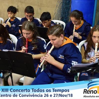XIII Concerto de Todos os Tempos (352 de 250)