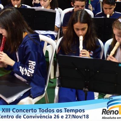 XIII Concerto de Todos os Tempos (354 de 250)