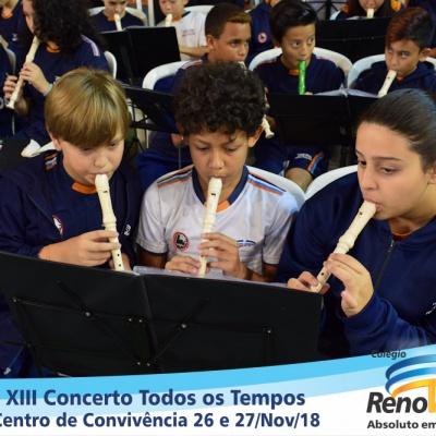 XIII Concerto de Todos os Tempos (363 de 250)