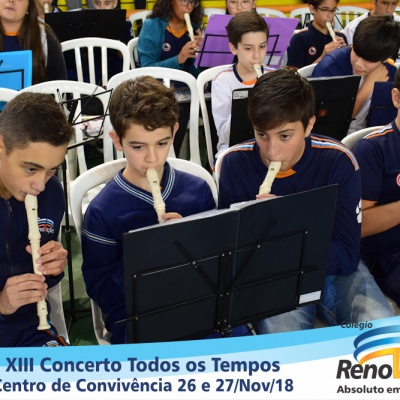 XIII Concerto de Todos os Tempos (374 de 250)