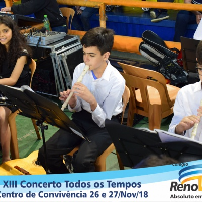 XIII Concerto de Todos os Tempos (378 de 250)