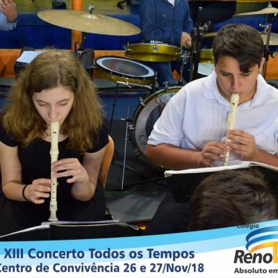 XIII Concerto de Todos os Tempos (379 de 250)
