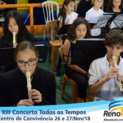 XIII Concerto de Todos os Tempos (380 de 250)