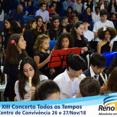 XIII Concerto de Todos os Tempos (383 de 250)