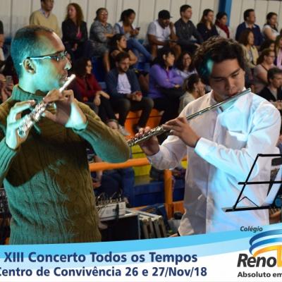 XIII Concerto de Todos os Tempos (402 de 250)