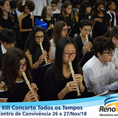 XIII Concerto de Todos os Tempos (410 de 250)