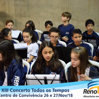 XIII Concerto de Todos os Tempos (427 de 250)
