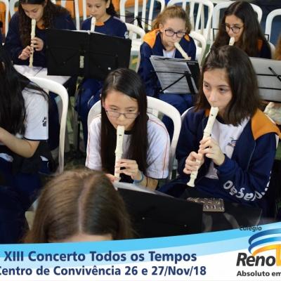 XIII Concerto de Todos os Tempos (440 de 250)