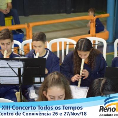 XIII Concerto de Todos os Tempos (444 de 250)