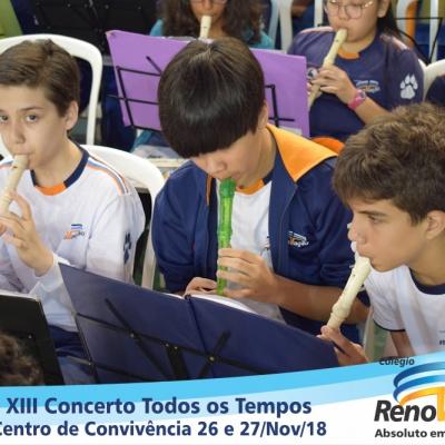 XIII Concerto de Todos os Tempos (448 de 250)